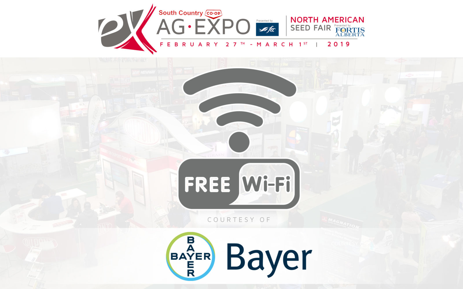 BAYER WIFI AG EXPO