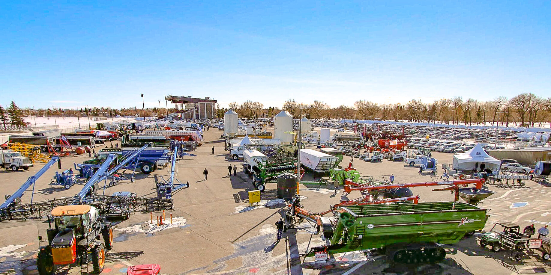 AG-EXPO Lethbridge, AB Exhibition Park1